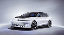 Volkswagen ID.5 Space Vizzion concept