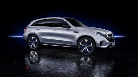 Mercedes-Benz EQC 4MATIC 400