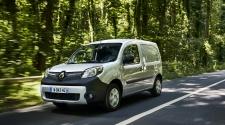 Renault KANGOO Z.E. driving