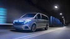 EQV Concept driving